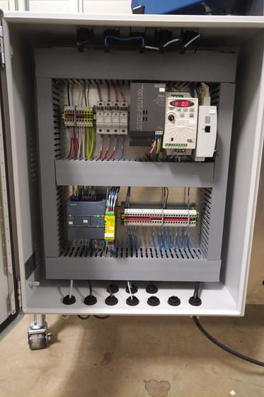 Control Panel - Tradeshow Machine