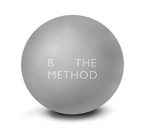 B THE METHOD STABILITY BALL