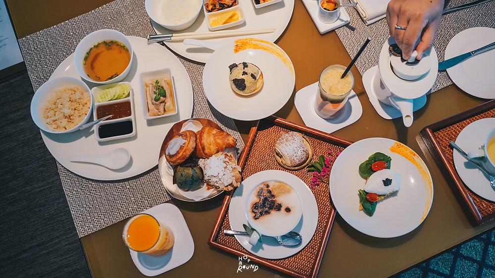 best breakfast in Bangkok The Sukhothai Bangkok รีวิวโรงแรมเดอะสุโขทัยกรุงเทพ โรงแรมน่าพักในกรุงเทพ Best Hotel in Bangkok Luxury hotel Small Luxury hotel โรงแรมหรู โรงแรมชั้นนำ โรงแรมดี โรสวูดกรุงเทพ โรสวูด อมันปุรี กรุงเทพมหานคร Amanpuri Aman resort Hotel rosewood capella four seasons hotel marriott La Scala Bangkok Italian food Italian restaurant Ed Tuttle