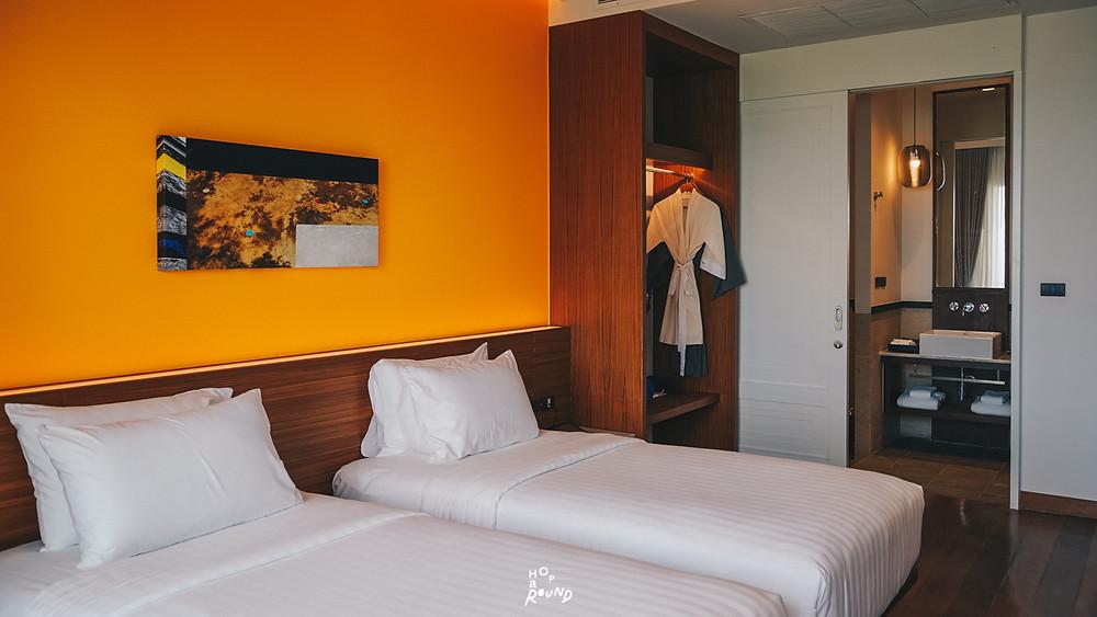 รีวิว RELO' The Urban Escape - Hua Hin รีโล่ ดิ เออเบิ้ลเอสเคป หัวหิน ที่พักใหม่ ชะอำ โรงแรมหัวหิน โรงแรมชะอำ รีสอร์ต รีวิวโรงแรม