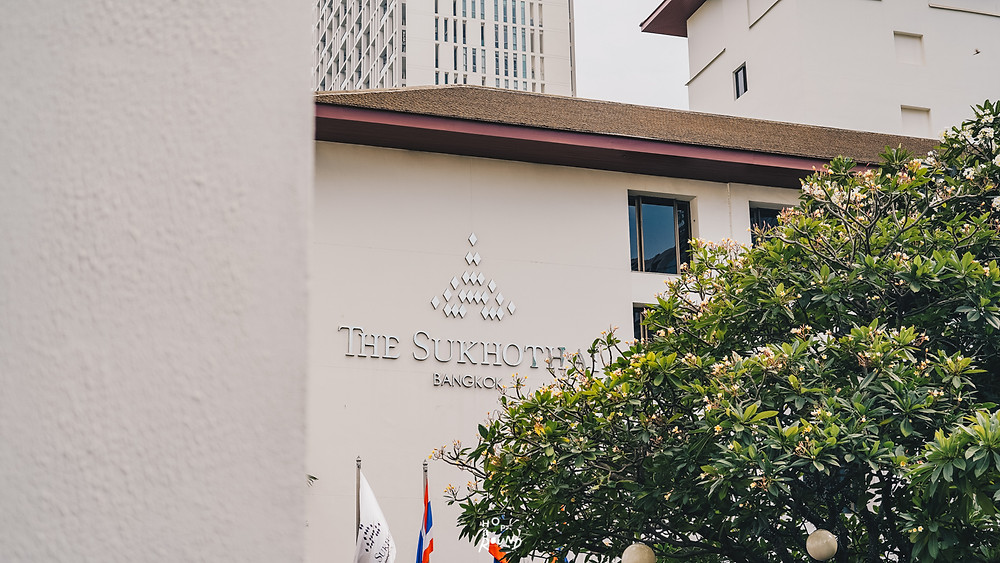 The Sukhothai Bangkok รีวิวโรงแรมเดอะสุโขทัยกรุงเทพ โรงแรมน่าพักในกรุงเทพ Best Hotel in Bangkok Luxury hotel Small Luxury hotel โรงแรมหรู โรงแรมชั้นนำ โรงแรมดี โรสวูดกรุงเทพ โรสวูด อมันปุรี กรุงเทพมหานคร Amanpuri Aman resort Hotel rosewood capella four seasons hotel