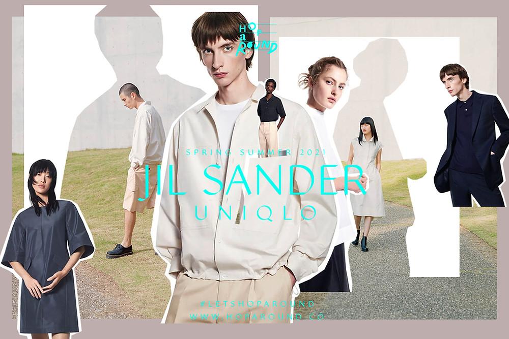 รีวิว ยูนิโคล่ จิลแซนเดอร์ Uniqlo Jil sander Plus J +J UNIQLO uniqlo