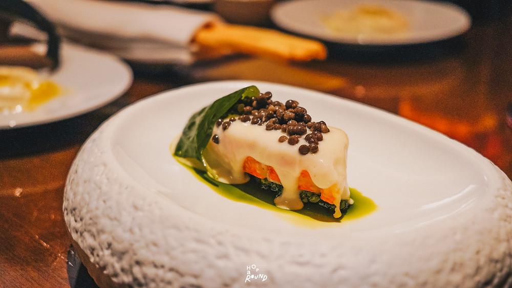 La Scala - Chapter ใหม่แห่งรสชาติอิตาเลียนระดับ Haute Cuisine รีวิว La Scala Bangkok The Sukhothai Bangkok Italian cuisine รีวิวอาหารอิตาเลียน แนะนำอาหารอิตาเลียน รีวิวเดอะสุโขทัยกรุงเทพ ไฟน์ไดนิ่ง Fine Dining Italian Fine Dining in Bangkok Thailand  รีวิวอาหาร รีวิว บล็อกเกอร์อาหาร MICHELIN Guide Thailand date night Bangkok