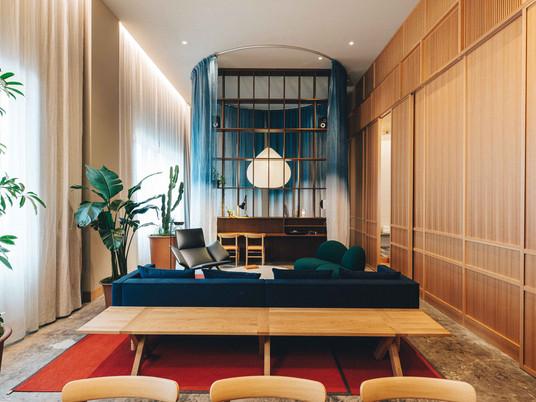 K5 Hotel ดีไซน์โฮเทลเปิดใหม่ในโตเกียว