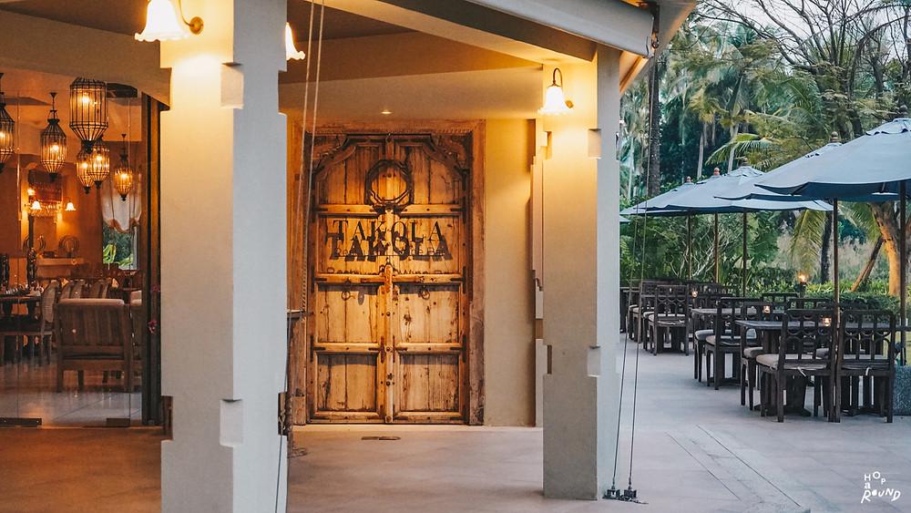 รีวิว ห้องอาหารตะโกลา Takola Michelin Guide