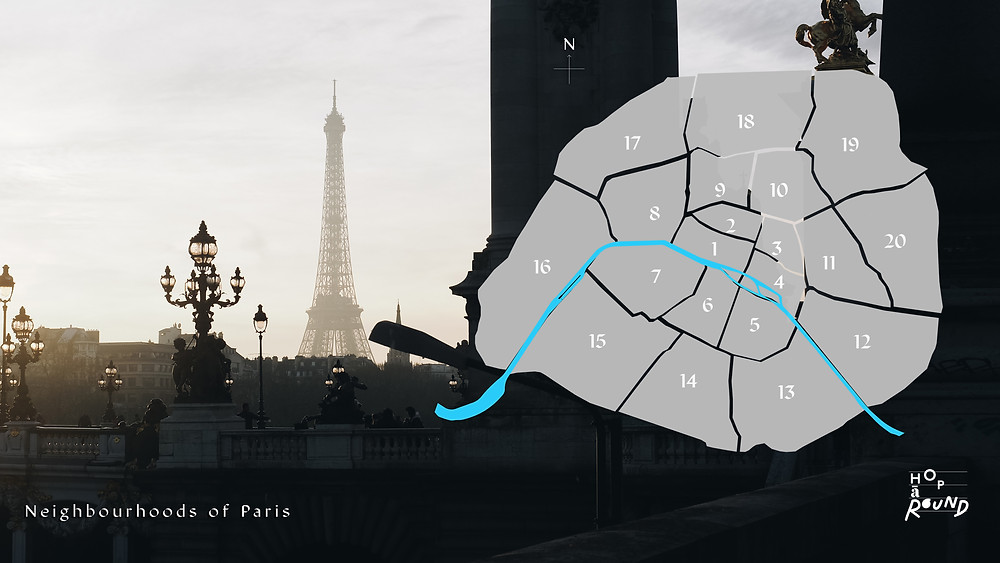 20 arrondissements