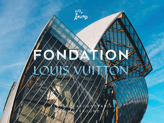 Fondation Louis Vuitton พิพิธภัณฑ์ศิลปะหลุยวิตตอง