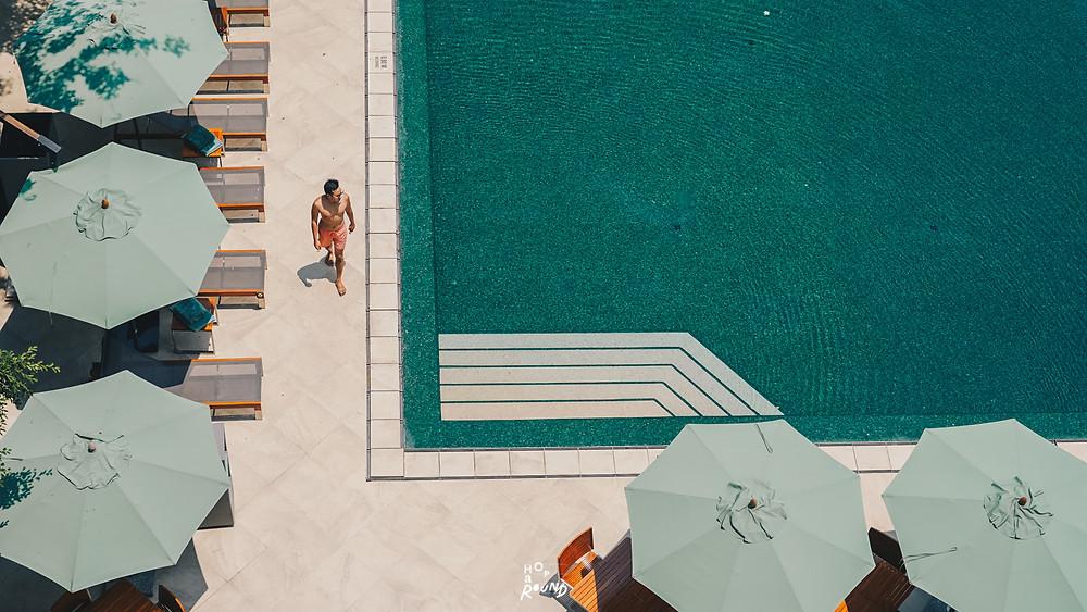 best swimming pool in Bangkok The Sukhothai Bangkok รีวิวโรงแรมเดอะสุโขทัยกรุงเทพ โรงแรมน่าพักในกรุงเทพ Best Hotel in Bangkok Luxury hotel Small Luxury hotel โรงแรมหรู โรงแรมชั้นนำ โรงแรมดี โรสวูดกรุงเทพ โรสวูด อมันปุรี กรุงเทพมหานคร Amanpuri Aman resort Hotel rosewood capella four seasons hotel marriott La Scala Bangkok Italian food Italian restaurant Ed Tuttle