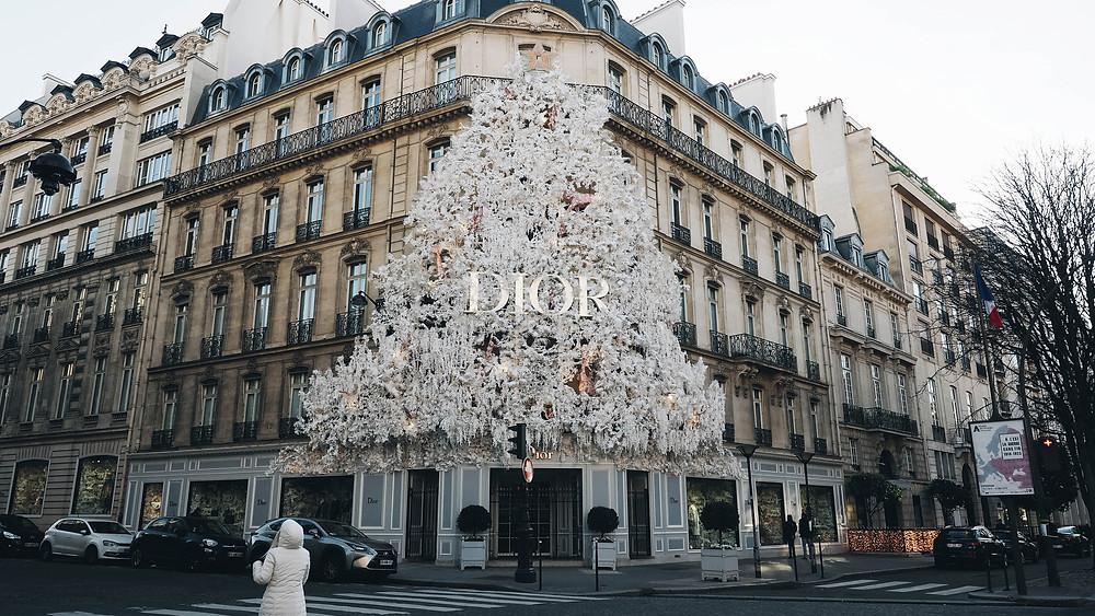DIOR Paris Montaigne