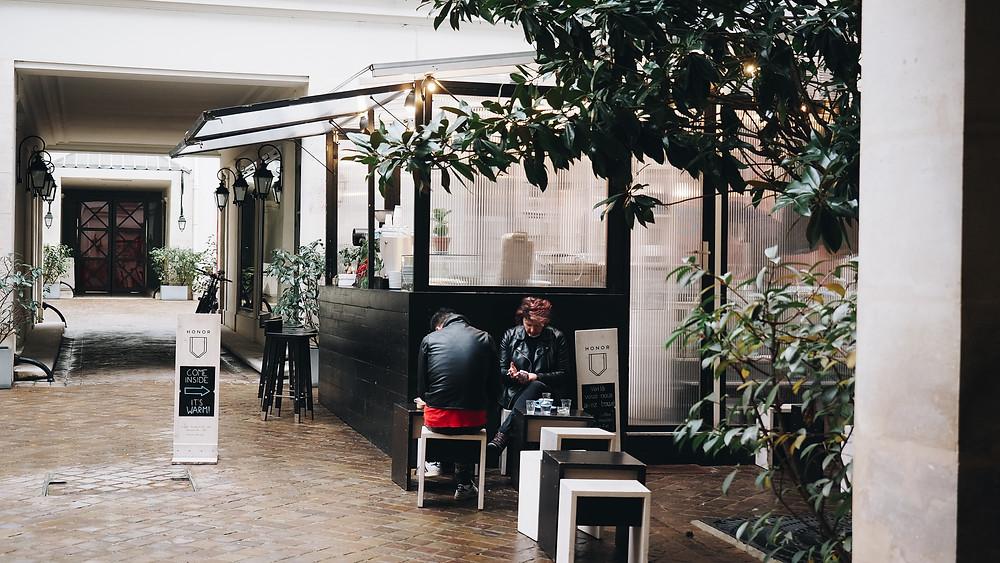 Honor Café