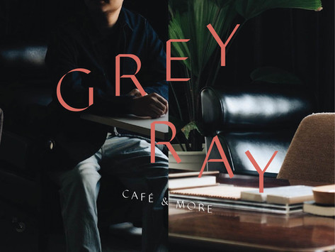 Grey Ray Café & More เกเร คาเฟ่ กาแฟ เครื่องเขียนและโคเวิร์กกิ้งสเปซ