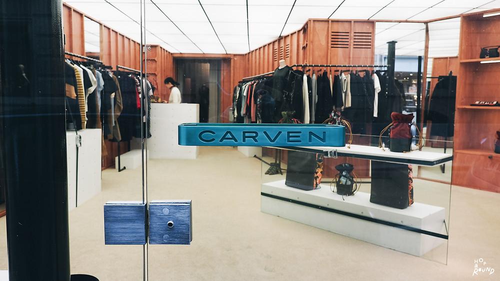 Carven (คิดถึง....เค้าเคยมีช็อปในไทยด้วยนะ)