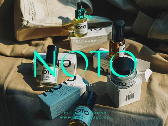 NOTO Botanics เครื่องประทินผิวจากธรรมชาติยุคใหม่ที่ไร้การระบุเพศ