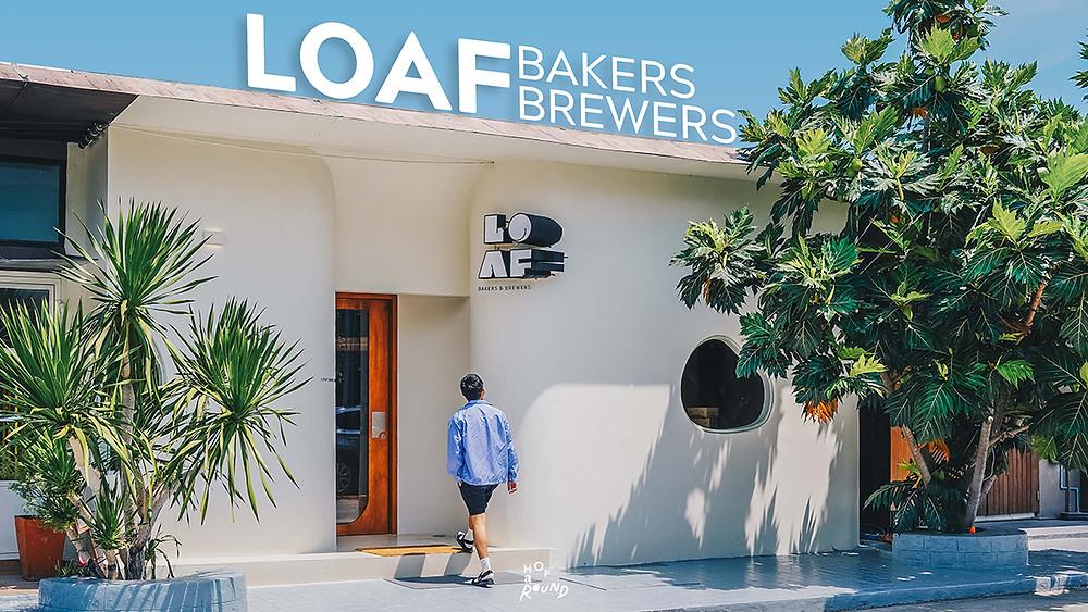 LOAF Bakers & Brewers โลฟ พัทยา ร้านกาแฟอร่อยพัทยา ร้านเบเกอรี่อร่อยพัทยา ร้านครัวซองต์อร่อยพัทยา ครัวซองต์ปู สติ๊กกี้บัน สติ๊กกี้บันมะพร้าว เค้ก ขนมเค้ก เค้กอร่อย เค้กบีไฟว์ ร้านโลฟ ร้านดังพัทยา เมืองพัทยา เบเกอรี่แอนด์คาเฟ่ เค้ก B5 ของฝากพัทยา ร้านขนมพัทยา ร้านคาเฟ่สวย ร้านเฟอนิเจอร์สวย Pattaya Cafe in Pattaya Bakery in Pattaya Croissant Crab meat