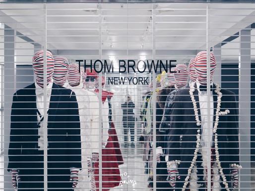 """The Modern Uniform"" by Thom Browne"