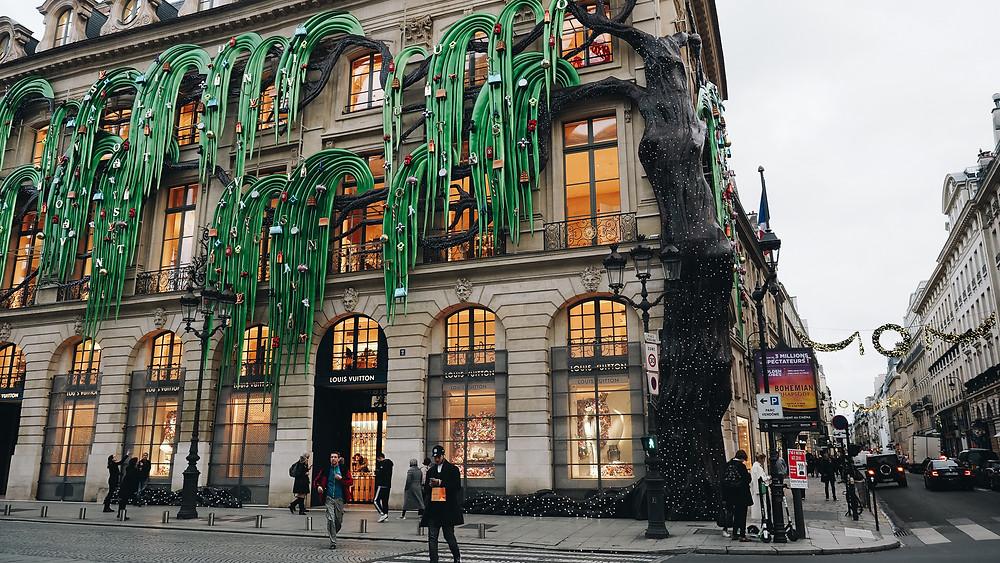 Louis Vuitton Maison Vendôme