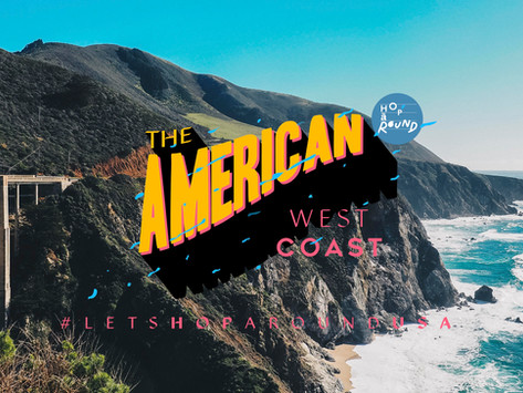 The American West Coast เที่ยวอเมริกาฝั่งตะวันตก