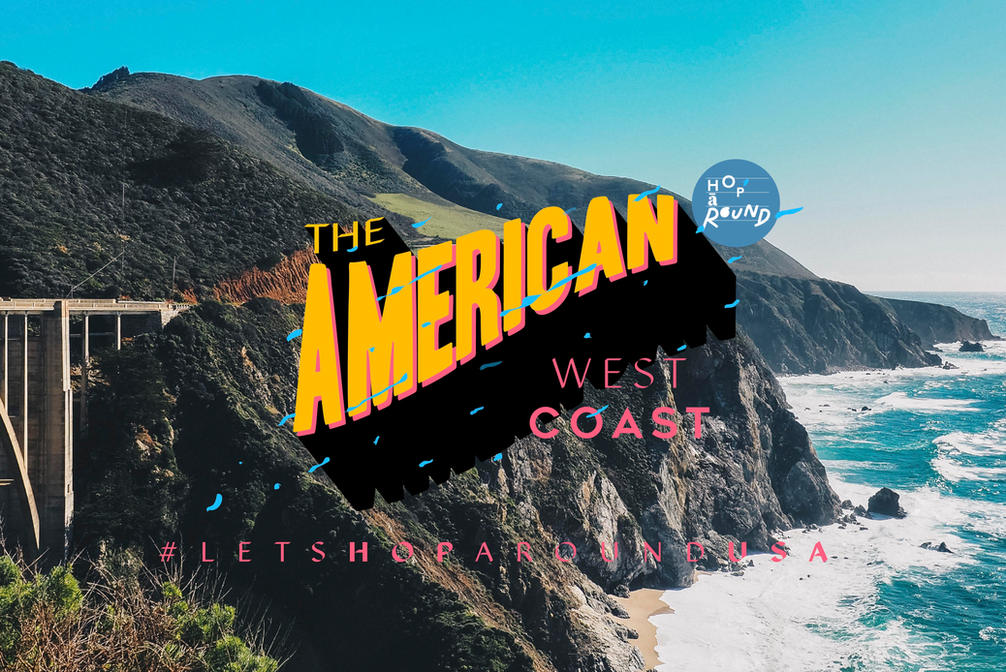 THE AMERICAN WEST COAST