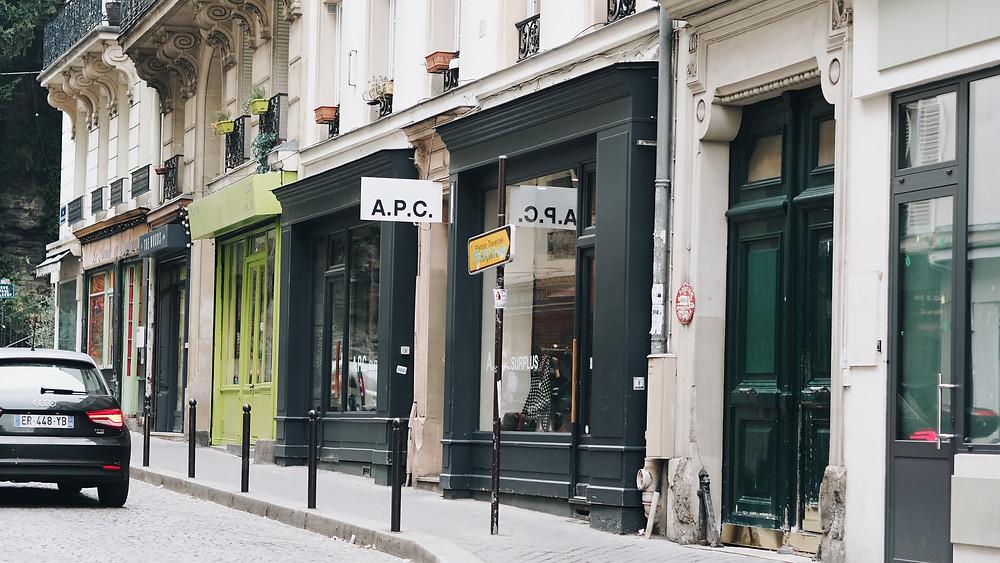 A.P.C. Surplus
