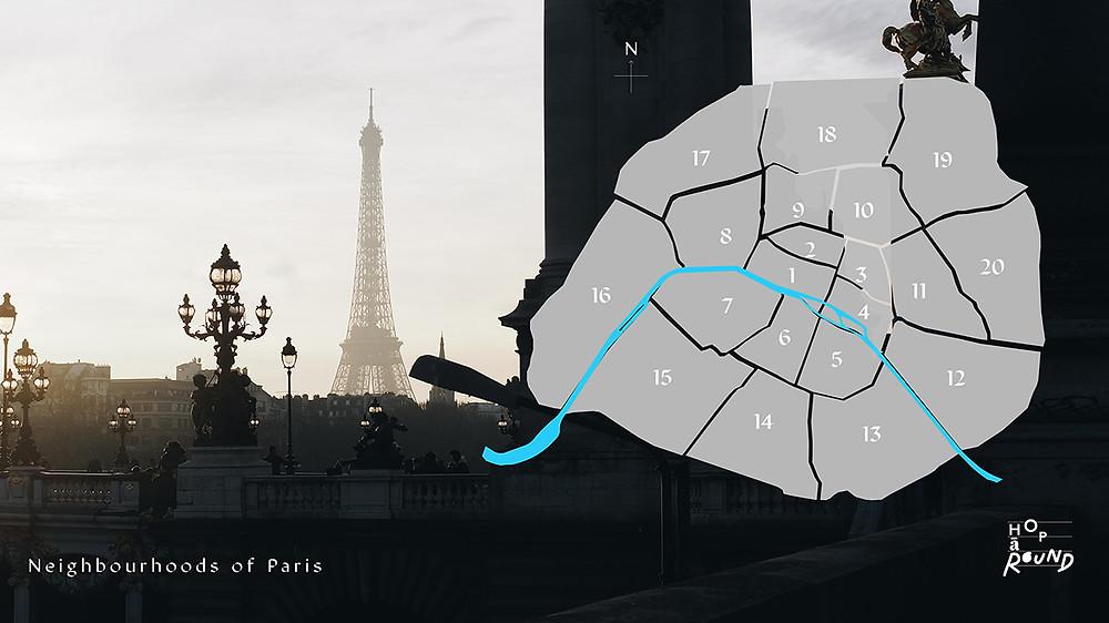 20 arrondissements 8 ย่านสุคชิค ที่ควรไปในปารีส เที่ยวปารีส รีวิวปารีส เที่ยวปารีสด้วยตัวเอง เที่ยวรอบปารีส เที่ยวฝรั่งเศส ย่านเก๋ๆในปารีส ย่านดีๆในปารีส ปารีสนอนไหนดี ปารีส เที่ยวไหนดี Paris City Guide Let's Hoparound Paris นำเที่ยวปารีส เที่ยวปารีสครั้งแรก เมืองปารีส France ร้านกาแฟในปารีส ร้านอาหารในปารีส
