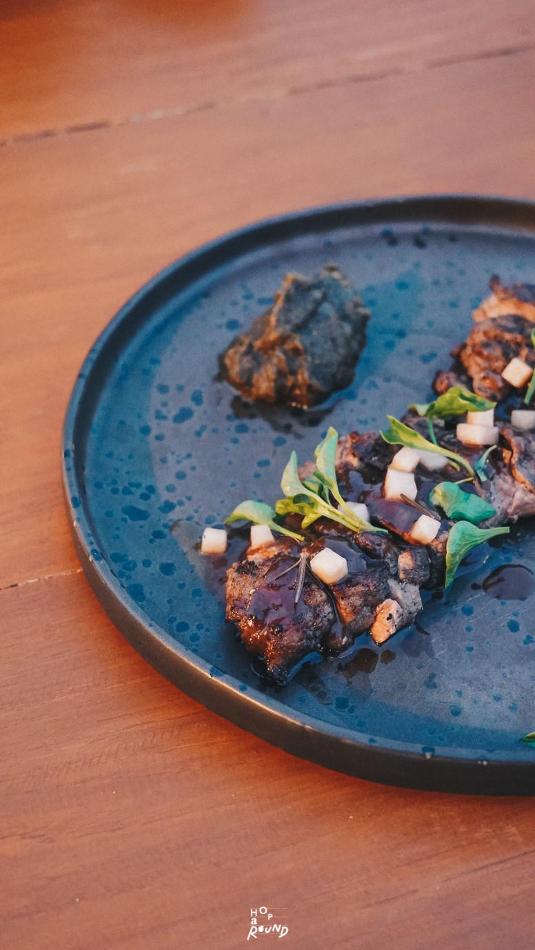 รีวิว RELO' The Urban Escape - Hua Hin รีโล่ ดิ เออเบิ้ล เอสเคป หัวหิน แสนสบายและเป็นส่วนตัว อาหารที่โรงแรมรีโล่ Relo food restaurant เนื้อแพะอร่อย