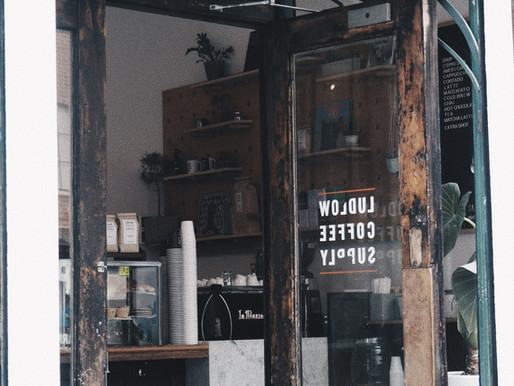 Ludlow Coffee Supply in Lower East Side