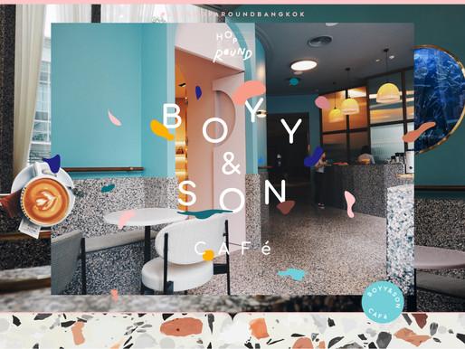 BOYY & SON CAFé บอย แอนด์ ซัน คาเฟ่