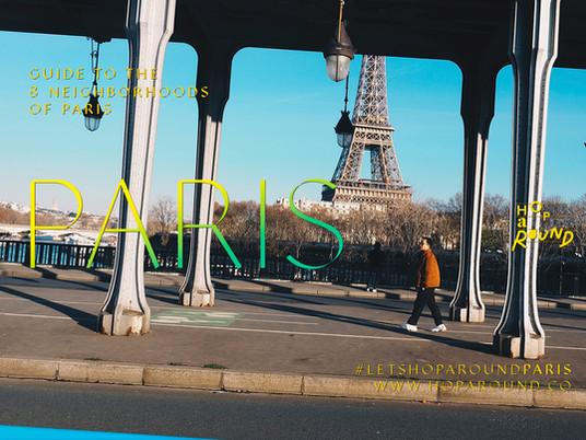 PARIS CITY GUIDE เที่ยวปารีส