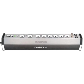 15A 8 Outlet Surge Suppressor w/SMP, LiFT, EVS and 2 Filtered Banks.    MAP: $169.95