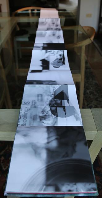 My-metamorfose-proses/My metamorphoses process (exhibition detail)