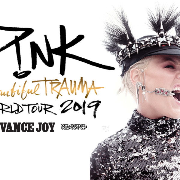 PINK ! no Madison Square Garden
