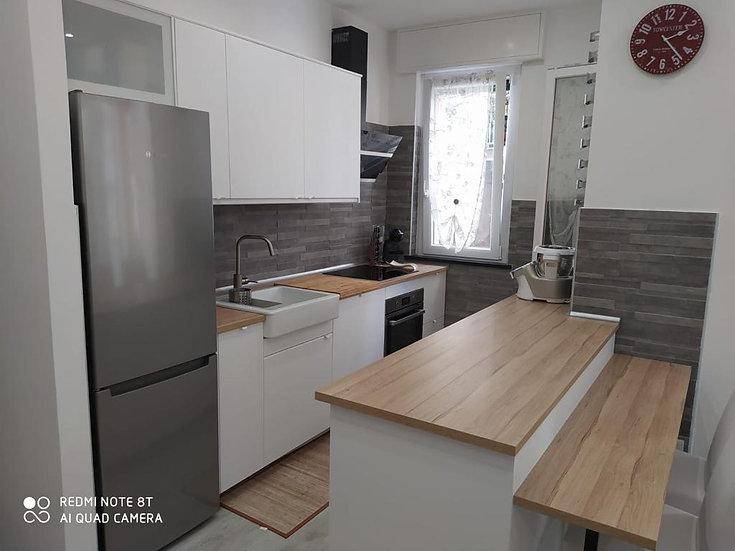 Appartamento centro Chiavari