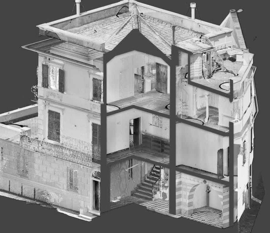 RILIEVO LASER SCAN 3D