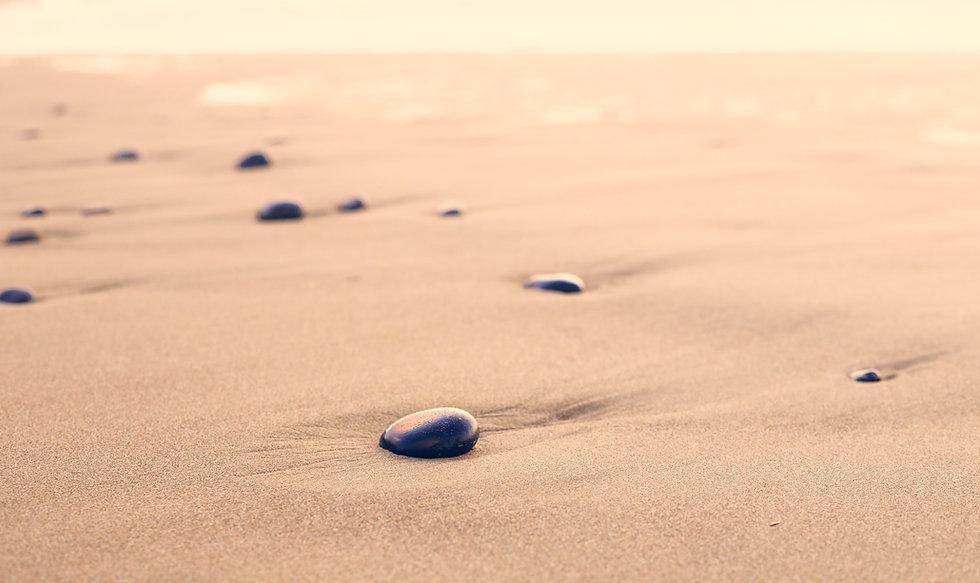 모래 자갈