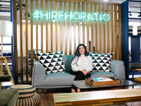 Q&A: Horatio's SVP of E-commerce and Operations - Rita Saoud