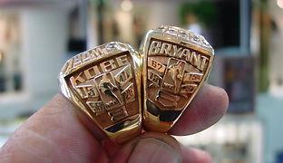 Kobe Bryant Champion Ship Ring