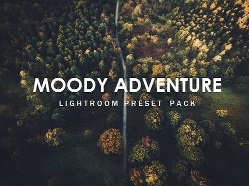 MOODY ADVENTURE   +5 Lightroom Presets