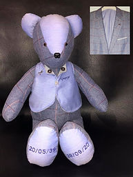 Memory bears in Lincolnshire