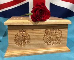 raf casket1