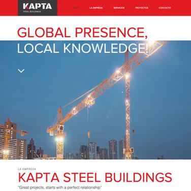 KAPTA STEEL BUILDINGS