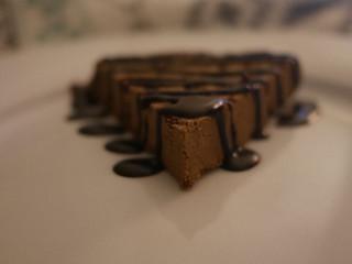 Raw Chocolate cheesecake Dairy & Gluten free!