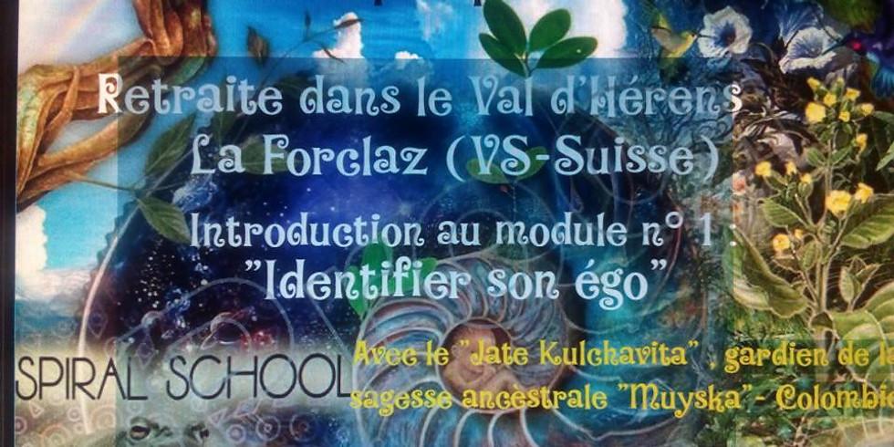 """Retraite de """"l'Ecole Spirale"""" (Valais)"""
