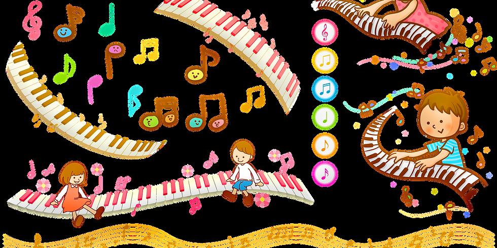 Cercle de musique libre pour enfants de 4 à 9 ans
