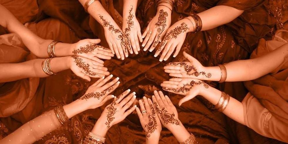 Cercle de femmes et féminin sacré