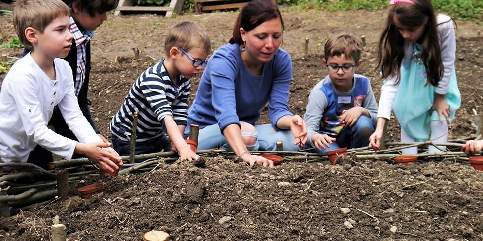 3ème atelier jardinage pour les enfants (3/5)