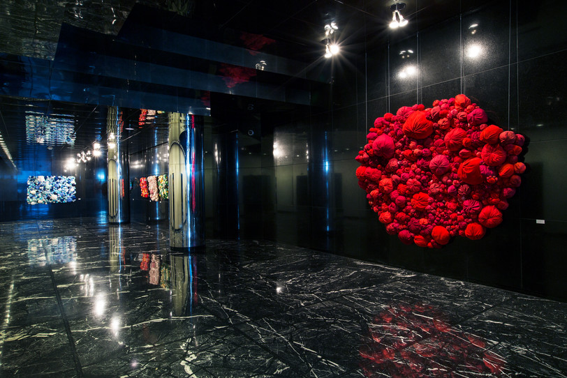 Solo Exhibition at The Wall Street Journal, NY