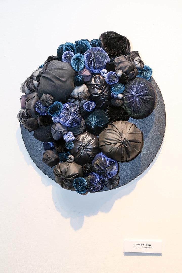 Fabric Noir - Velet
