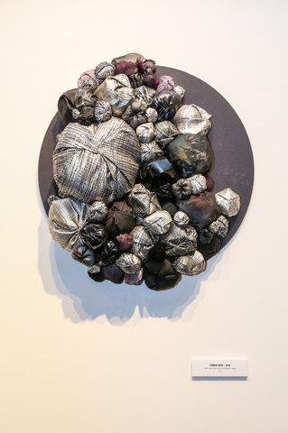 Fabric Noir - Silk