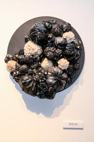 Fabric Noir - Nylon
