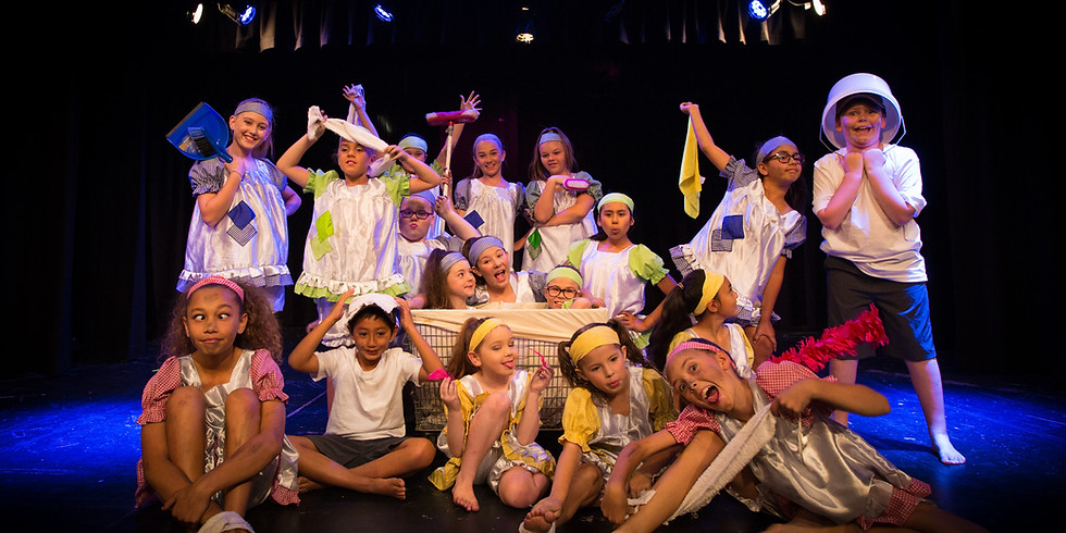 On Broadway Summer School Program